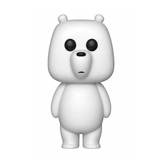 Funko Pop Ice Bear #551 Polar - Ursos sem Curso - Bare Bears - Animation