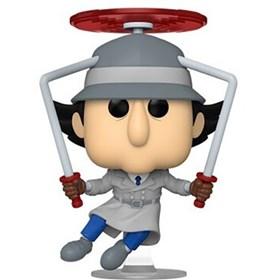 Funko Pop Inspector Gadget Flying #893 - Inspetor Bugiganga