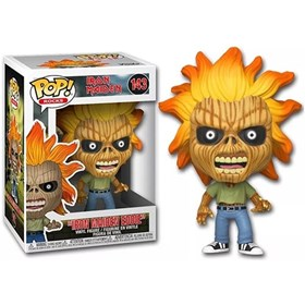 Funko Pop Iron Maiden Eddie #143 - Pop Rocks! Iron Maiden