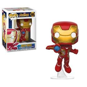 Funko Pop Iron Man #285 - Infinity War - Guerra Infinita - Marvel