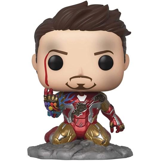 Funko Pop Iron Man(I am Iron Man) PX Exclusive #580 - Avengers Endgame - Vingadores Ultimato - Marvel