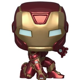 Funko Pop Iron Man Tech Suit Game Verse #626 - Avengers Endgame - Vingadores Ultimato - Marvel