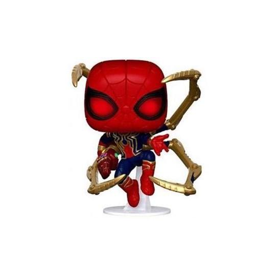 Funko Pop Iron Spider Nano Gaunlet #574 - Avengers Endgame - Vingadores Ultimato - Marvel