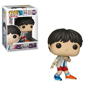 Funko Pop J-Hope #102 - BTS - K-POP - Pop! Rocks