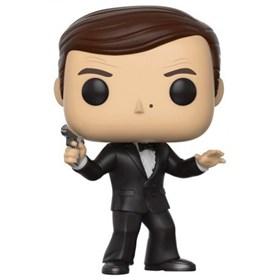 Funko Pop James Bond #522 - 007 James Bond - O Espião que Me Amava - Roger Moore