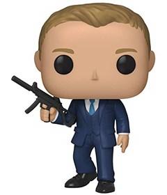 Produto Funko Pop James Bond #688 - Quantum of Solace - Daniel Craig