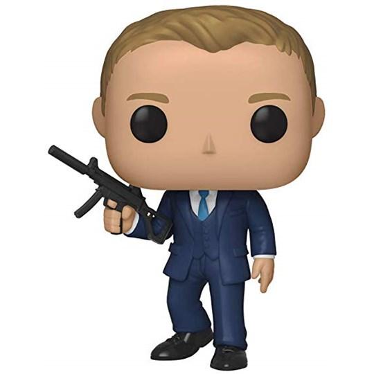 Funko Pop James Bond #688 - Quantum of Solace - Daniel Craig