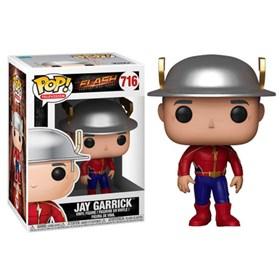 Funko Pop Jay Garrick #716 - Flash TV Series - DC Comics