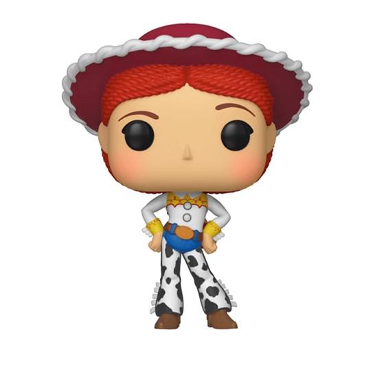 Funko Pop Jessie #526 - Toy Story 4 - Disney Pixar