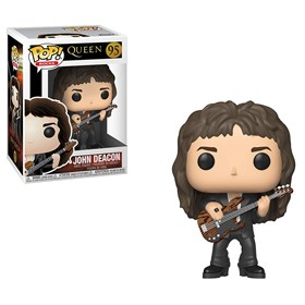 Funko Pop John Deacon #95 - Queen - Pop! Rocks