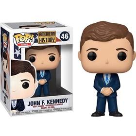 Funko Pop John F. Kennedy #46 - Pop Icons! American History