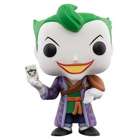 Funko Pop Joker - Coringa #375 - Imperial Palace - DC Comics