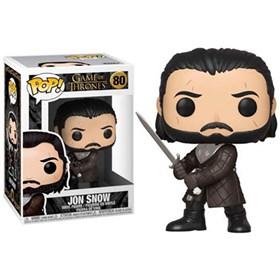 Funko Pop Jon Snow #80 - Game of Thrones