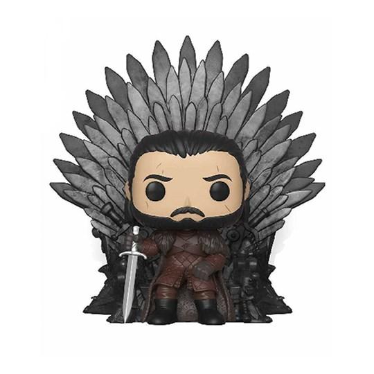 Funko Pop Jon Snow On Iron Throne #72 - Game Of Thrones