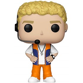 Funko Pop Justin Timberlake #111 - NSYNC - Rocks