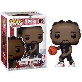 Funko Pop Kawhi Leonard #89 - Los Angeles Clippers - NBA