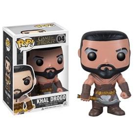 Funko Pop Khal Drogo #04 - Game of Thrones