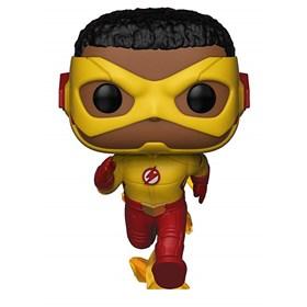 Funko Pop Kid Flash #714 - Flash TV Series - DC Comics