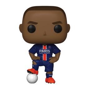 Funko Pop Kylian Mbappe #21 - Paris Saint Germain Futebol - Soccer