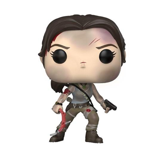 Funko Pop Lara Croft #333 - Tomb Raider - Games