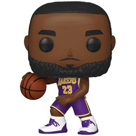 Funko Pop Lebron James #66 - Los Angeles Lakers - NBA