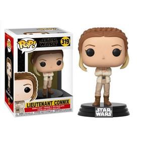 Funko Pop Lieutenant Connix #319 - The Rise of Skywalker - A Ascenção Skywalker - Star Wars