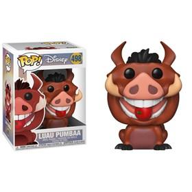 Funko Pop Luau Pumbaa #498 - Pumba - O Rei Leão - Lion King - Disney