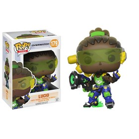 Funko Pop Lucio #179 - Overwatch - Games