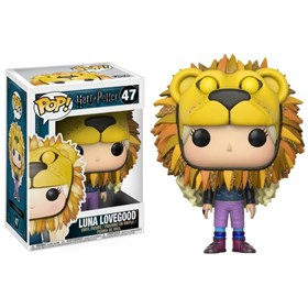 Funko Pop Luna Lovegood Lion Hat #47 - Harry Potter