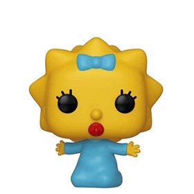 Funko Pop Maggie Simpson #498 - Os Simpsons - Animation