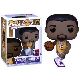 Funko Pop Magic Johnson #78 - Los Angeles Lakers - NBA