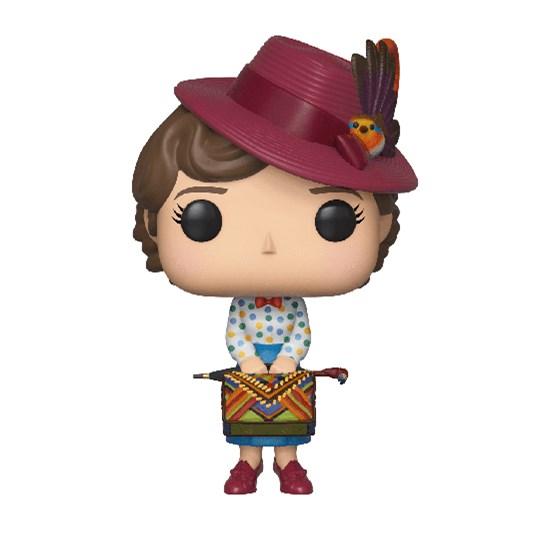 Funko Pop Mary Poppins w/ Bag #467 - Mary Poppins Returns - Disney