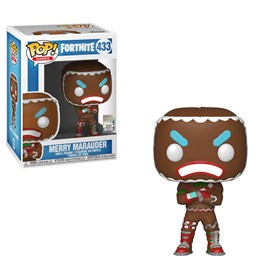Funko Pop Merry Marauder #433 - Fortnite - Games