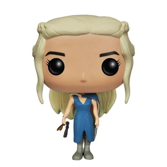 Funko Pop Mhysa Daenerys #25 - Vestido Azul - Game Of Thrones