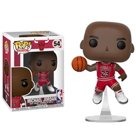 Funko Pop Michael Jordan #54 Chicago Bulls NBA - Basketball