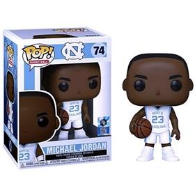 Funko Pop Michael Jordan #74 - University of North Carolina - NBA