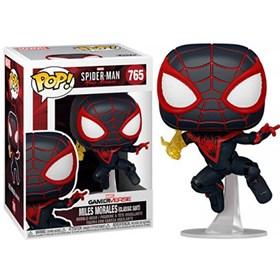 Funko Pop Miles Morales Classic Suit #765 - Spider-Man Gameverse - Marvel