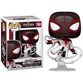 Funko Pop Miles Morales Track Suit #768 - Spider-Man Gameverse - Marvel