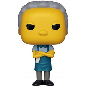 Funko Pop Moe Szyslak #500 - Os Simpsons - Animation