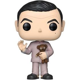 Funko Pop Mr. Bean Pajamas Chase Edition #786 - Mr. Bean