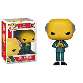 Funko Pop Mr. Burns #501 - Os Simpsons - Animation