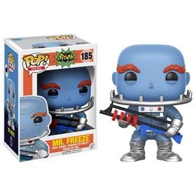 Funko Pop Mr. Freeze #185 Sr. Frio - Batman Classic TV Series - DC Comics