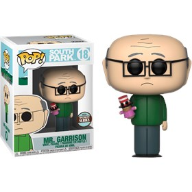 Funko Pop Mr. Garrison #18 - Speciality Series - South Park