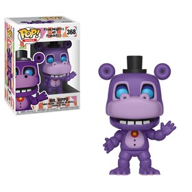 Funko Pop Mr. Hippo #368 - Five Nights at Freddys - Games