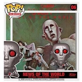 Funko Pop News of the World #06 - Queen - Pop Albuns