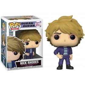 Funko Pop Nick Rhodes #129 - Pop Rocks! Duran Duran