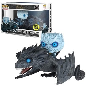 Funko Pop Night King Icy Viserion #58 Game of Thrones