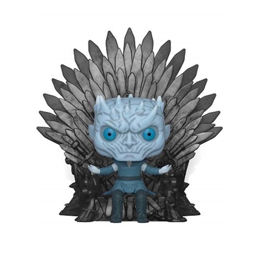 Funko Pop Night King on Iron Throne #74 - Rei da Noite - Game of Thrones