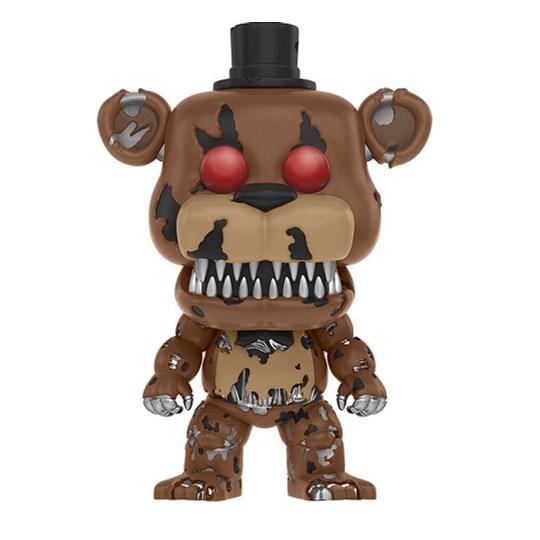 Funko Pop Nightmare Freddy #111 - Five Nights at Freddy's