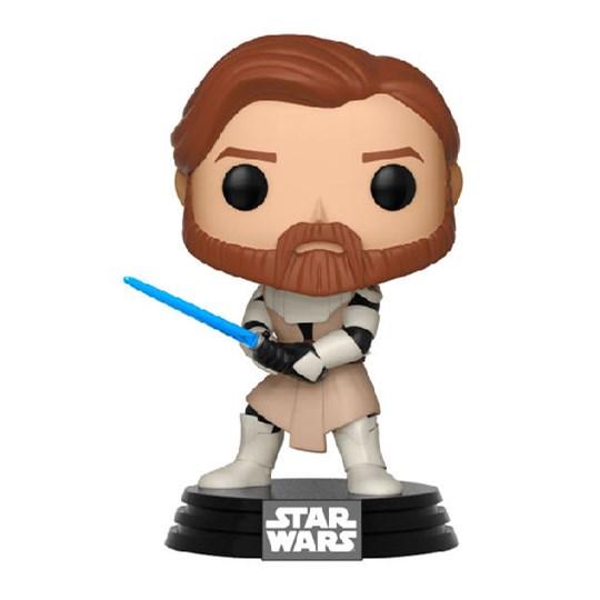 Funko Pop Obi-Wan Kenobi #270 - The Clone Wars - Star Wars
